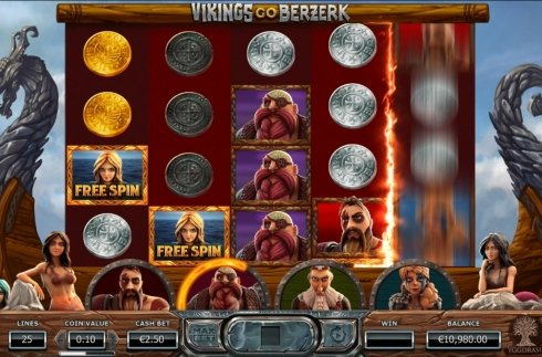 Free Spins Mode Reel